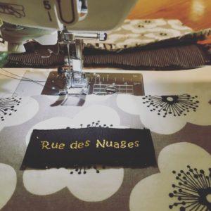 Cours de couture Bordeaux créations Fait main Rue des nuages