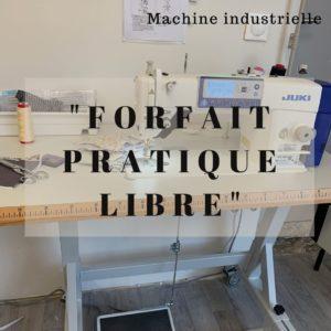 Forfait pratique libre machine industrielle
